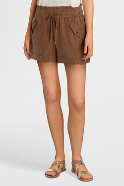 Short IKKS BL26025 Marron