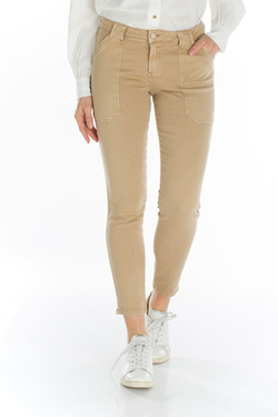 Pantalon IKKS BN29285 Marron