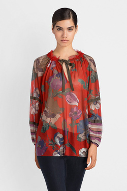 Blouse IMPERIAL CYC1VKYGC Rouge