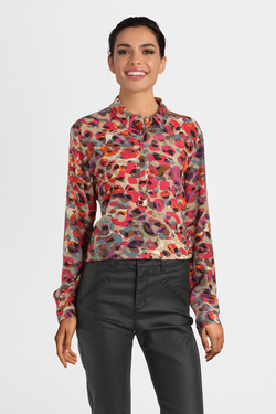 Blouse IMPERIAL CGO7YIP Rouge
