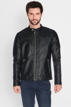 JACK AND JONES - Blouson12120005Noir