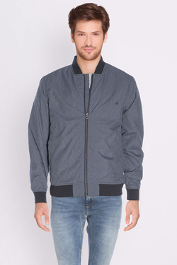 JACK AND JONES - Blouson12118825Bleu noir