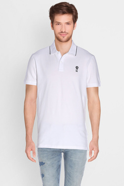 Polo JACK AND JONES 12119176 Blanc