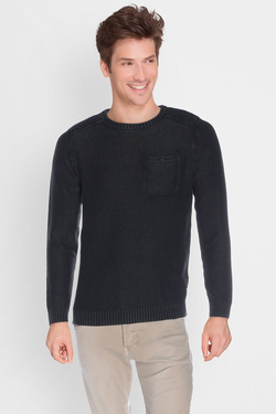 JACK AND JONES - Pull12118862Noir