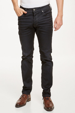 Jean JACK AND JONES 12111092 Bleu foncé