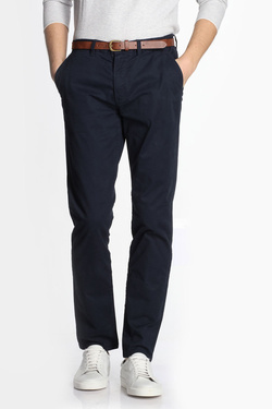 Pantalon JACK AND JONES 12125506 Bleu marine