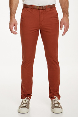 Pantalon JACK AND JONES 12125528 Marron