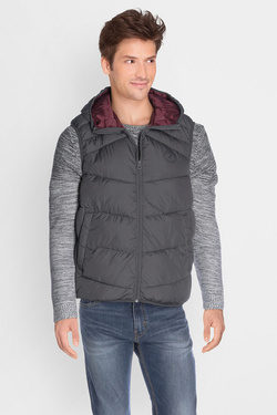 Doudoune JACK AND JONES 12121962 Gris foncé
