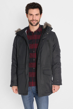 Parka JACK AND JONES 12124254 Noir