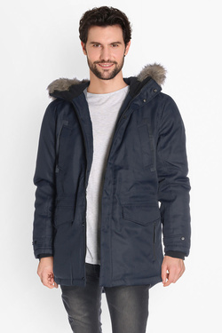 Parka JACK AND JONES 12124254 Bleu
