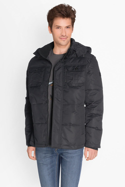 Doudoune JACK AND JONES 12127844 Noir
