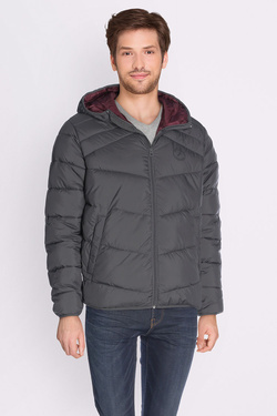 Doudoune JACK AND JONES 12121960 Gris foncé