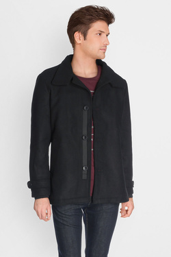 Manteau JACK AND JONES 12124292 Noir