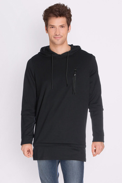 Sweat-shirt JACK AND JONES 12125105 Noir