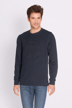 Sweat-shirt JACK AND JONES 12124887 Bleu foncé