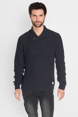Pull JACK AND JONES 12126497 Bleu