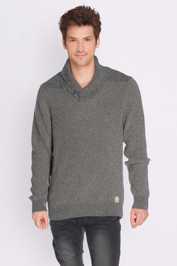 Pull JACK AND JONES 12126497 Gris