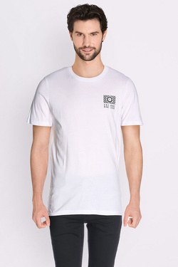 Tee-shirt JACK AND JONES 12126404 Blanc