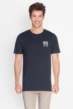 Tee-shirt JACK AND JONES 12126404 Bleu