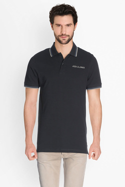 Polo JACK AND JONES 12126314 Noir