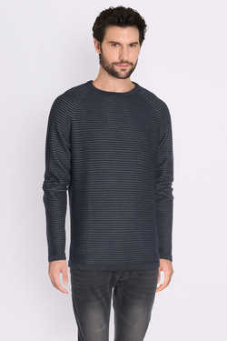 Pull JACK AND JONES 12109701 Bleu