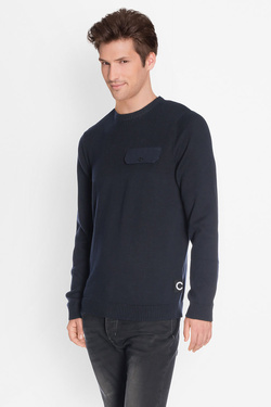 Pull JACK AND JONES 12122907 Bleu