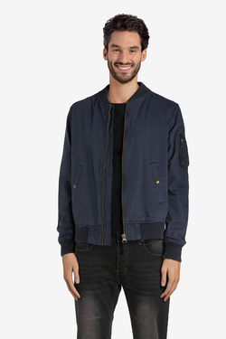 Blouson JACK AND JONES 12132138 Bleu marine