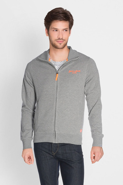 Sweat-shirt JACK AND JONES 15132518 Gris