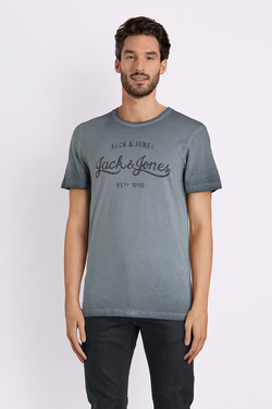 Tee-shirt JACK AND JONES 12132544 Bleu