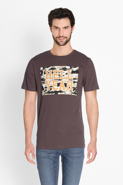 Tee-shirt JACK AND JONES 12133840 Violet