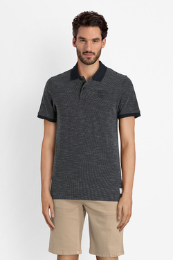 Polo JACK AND JONES 12134767 Bleu marine