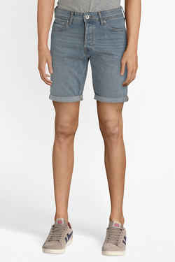 Bermuda JACK AND JONES 12134842 Bleu