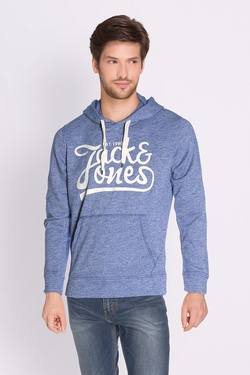 Sweat-shirt JACK AND JONES 12125053 Bleu