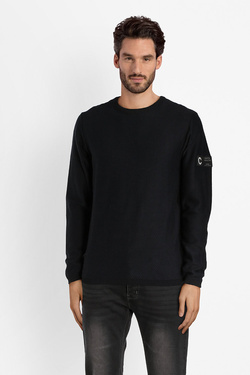 Pull JACK AND JONES 12132385 Bleu marine