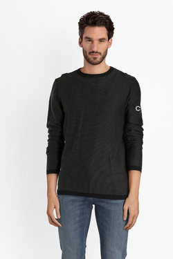Pull JACK AND JONES 12132385 Noir