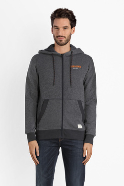 Sweat-shirt JACK AND JONES 12137210 Gris