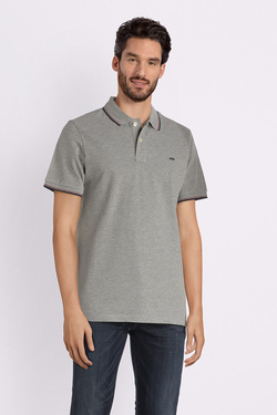 Polo JACK AND JONES 12136522 Gris