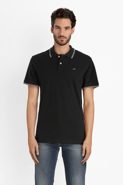 Polo JACK AND JONES 12136522 Noir