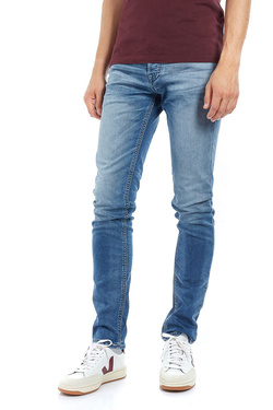 Jean JACK AND JONES 12133236 Bleu