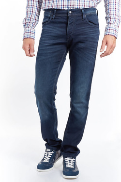 Jean JACK AND JONES 12140007 Bleu