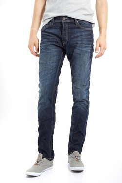 Jean JACK AND JONES 12145275 Bleu