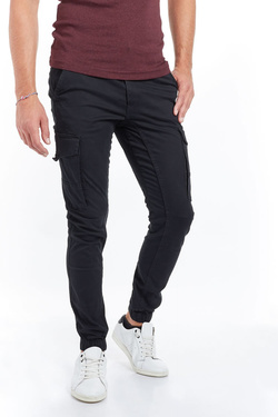 Pantalon JACK AND JONES 12139912 Noir