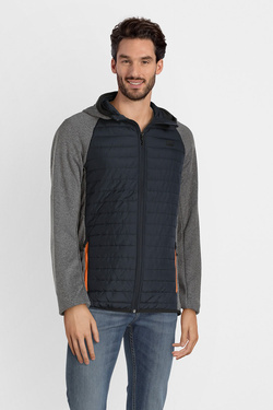Blouson JACK AND JONES 12110590 Gris