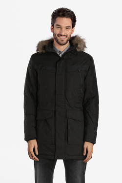 Parka JACK AND JONES 12138130 Noir