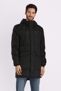 Parka JACK AND JONES 12141364 Noir