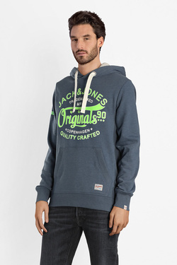 Sweat-shirt JACK AND JONES 12142241 Noir