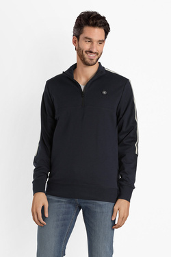 Sweat-shirt JACK AND JONES 12140125 Bleu marine