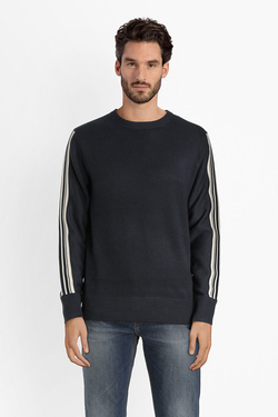 Pull JACK AND JONES 12140192 Bleu marine