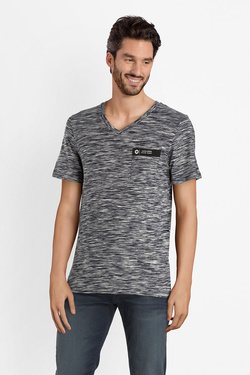 Tee-shirt JACK AND JONES 12144219 Bleu marine
