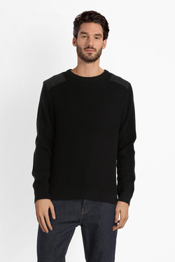 Pull JACK AND JONES 12140246 Noir